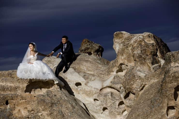 fotograf cekim mekanlari turu istanbul ve kapadokya kis