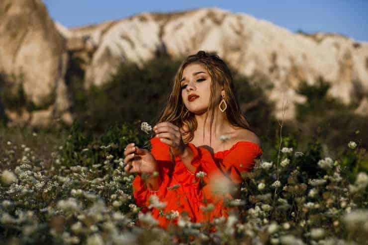 portrait session in cappadocia