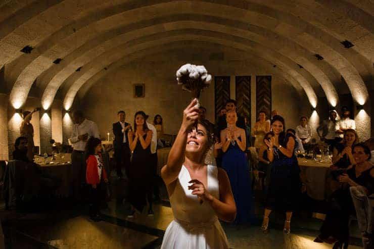 Argos in Cappadocia Wedding Photos Turkey