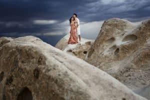 Cappadocia wedding portraits Turkey