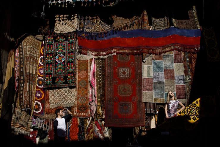 Kapadokya Cift Fotograf Cekimi