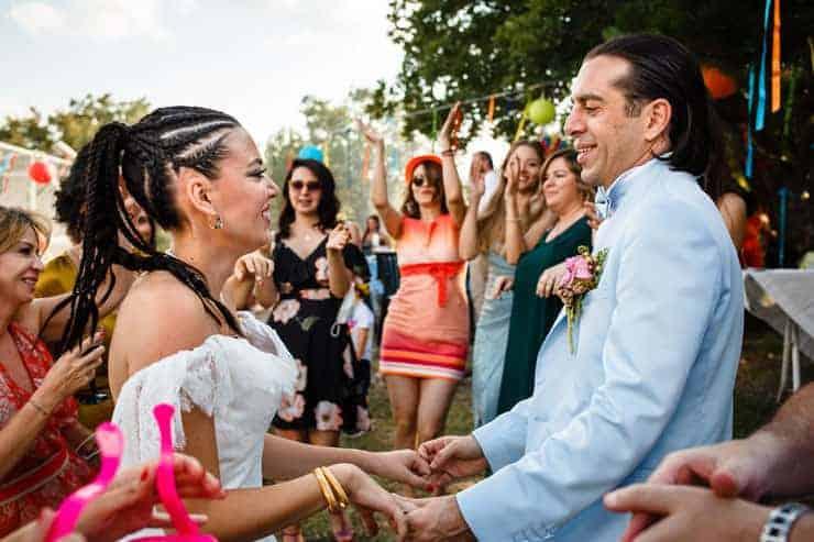 Turkey Coronavirus Wedding Photos
