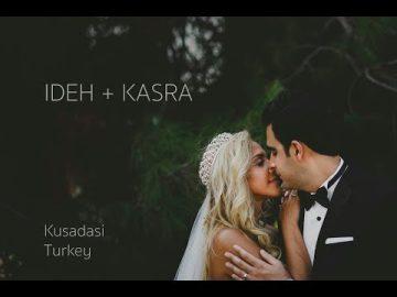 Kusadasi Wedding - Aqua Fantasy - Ideh+Kasra