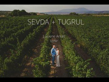Sevda&Tugrul LA Mahzen Dugun Video