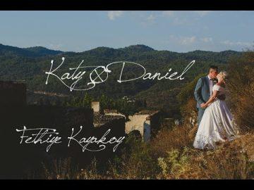fethiye kayakoy wedding - katy&daniel