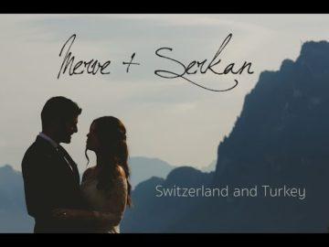 Lucerne to Sakarya Wedding - Merve+Serkan