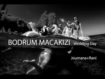 Bodrum Macakizi Villas Wedding Video, A Lebanese Wedding in Turkey