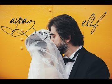 vintage wedding istanbul turkey elifayvaz