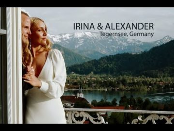 Tegernsee Wedding Video - A German Wedding