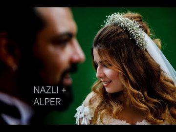 nazli+alper esma sultan dugun videosu