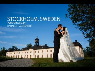 Stockholm Wedding Video, Svartsjö Slott